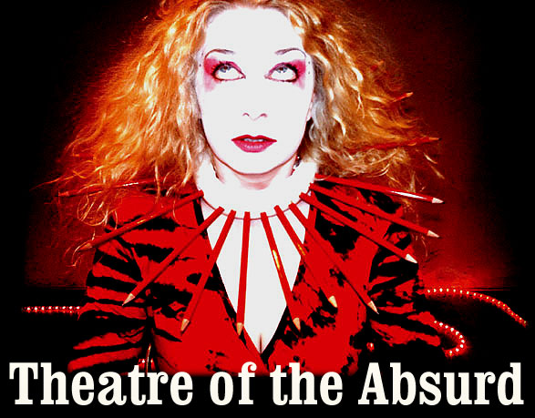 the theatre of the absurd Theatre or theater is a collaborative form of fine art that uses live performers, typically actors or actresses, to present the experience of a real or imagined event.